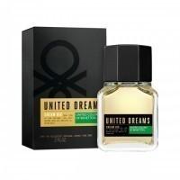 Perfume Benetton United Dream Big Masculino 80ML