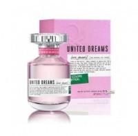 Perfume Benetton United Dreams Love Yourself Feminino 80ML EDP