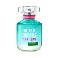 Perfume Benetton United Dreams One Love For Her 80ML