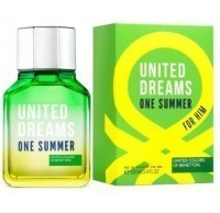 Perfume Benetton United Dreams One Summer Masculino 100ML