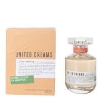 Perfume Benetton United Dreams Stay Positive Feminino 50ML