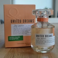 Perfume Benetton United Dreams Stay Positive Feminino 80ML no Paraguai