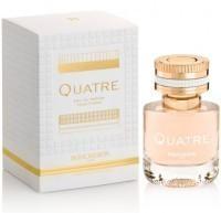 Perfume Boucherom Quatre Pour Femme Feminino 50ML no Paraguai