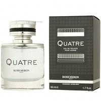 Perfume Boucherom Quatre Pour Homme Masculino 50ML