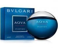 Perfume Bvlgari Aqva Atlantiqve Masculino 100ML no Paraguai