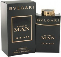 Perfume Bvlgari Man in Black Masculino 100ML no Paraguai