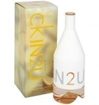 Perfume Calvin Klein IN2U Feminino 50ML