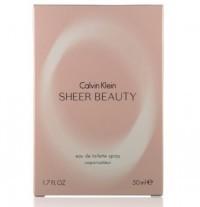 Perfume Calvin Klein Sheer Beauty Feminino 50ML