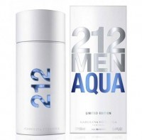 Perfume Carolina Herrera 212 Men Aqua Masculino 100ML