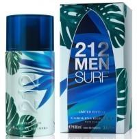 Perfume Carolina Herrera 212 Surf Masculino 100ML