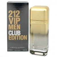 Perfume Carolina Herrera 212 Vip Club Masculino 100ML