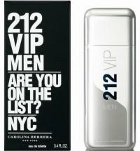 Perfume Carolina Herrera 212 Vip Masculino 200ML