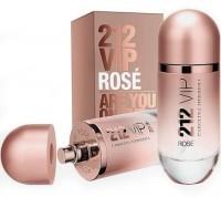 Perfume Carolina Herrera 212 Vip Rose Feminino 80ML