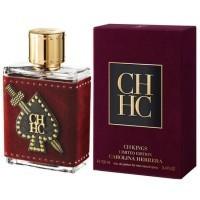 Perfume Carolina Herrera CH Kings EDP Masculino 100ML no Paraguai