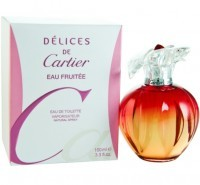 Perfume Cartier Delices Eau Fruitee Feminino 100ML