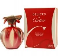 Perfume Cartier Delices EDP Feminino 100ML