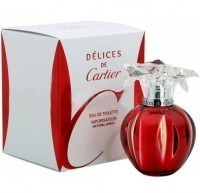 Perfume Cartier Delices EDT Feminino 50ML