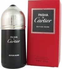 Perfume Cartier Pasha Noire Masculino 100ML