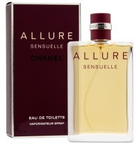 Perfume Chanel Allure Sensuelle EDT Feminino 100ML
