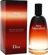 Perfume Christian Dior Aqua Fahrenheit Masculino 125ML