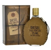 Perfume Diesel Fuel For Life Masculino 75ML no Paraguai
