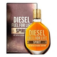 Perfume Diesel Fuel For Life Spirit Masculino 50ML