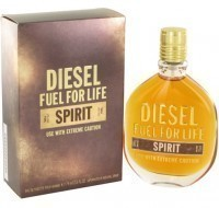 Perfume Diesel Fuel For Life Spirit Masculino 75ML no Paraguai