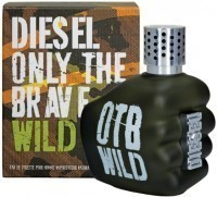 Perfume Diesel Only The Brave Wild Masculino 125ML no Paraguai