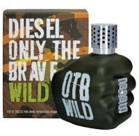 Perfume Diesel Only The Brave Wild Masculino 75ML