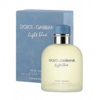 Perfume Dolce & Gabbana Light Blue masculino 125ML no Paraguai