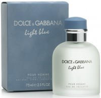Perfume Dolce & Gabbana Light Blue Masculino 75ML