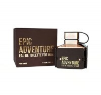 Perfume Emper Epic Adventure Masculino 100ML no Paraguai