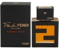 Perfume Fendi Fan di Fendi Assoluto Masculino 50ML