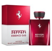 Perfume Ferrari Essence Oud Masculino 50ML