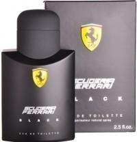 Perfume Ferrari Scuderia Black Masculino 75ML