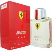 Perfume Ferrari Scuderia Red Masculino 125ML