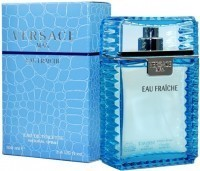 Perfume Gianni Versace Man Eau Fraiche Masculino 100ML no Paraguai