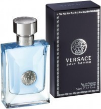 Perfume Gianni Versace Pour Homme Masculino 50ML no Paraguai