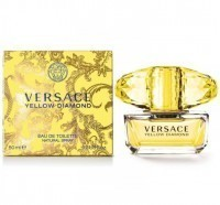 Perfume Gianni Versace Yellow Diamond Feminino 50ML