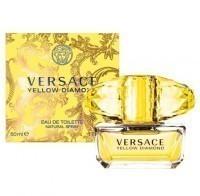 Perfume Gianni Versace Yellow Diamond Feminino 50ML