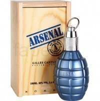Perfume Gilles Cantuel Arsenal Blue Masculino 100ML