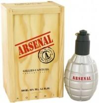Perfume Gilles Cantuel Arsenal Grey Masculino 100ML