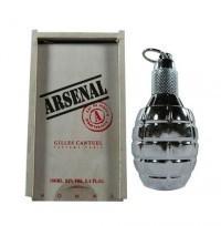 Perfume Gilles Cantuel Arsenal Platinum Masculino 100ML