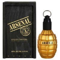 Perfume Gilles Cantuel Arsenal Red Masculino 100ML