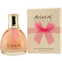 Perfume Gilles Cantuel Arsenal Women Feminino 100ML