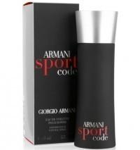Perfume Giorgio Armani Code Sport Masculino 75ML no Paraguai