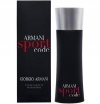 Perfume Giorgio Armani Code Sport Masculino 75ML