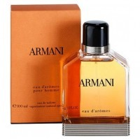 Perfume Giorgio Armani Eau d'Arômes Masculino 100ML no Paraguai