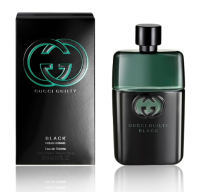 Perfume Gucci Guilty Black Masculino 90ML no Paraguai