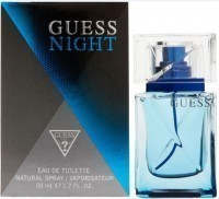 Perfume Guess Night Masculino 50ML no Paraguai